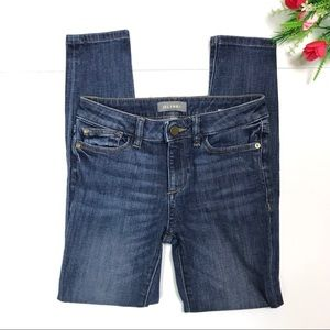DL 1961 MID WASH GIRL SKINNY JEANS SIZE 8
